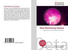 Couverture de New Democracy Greece
