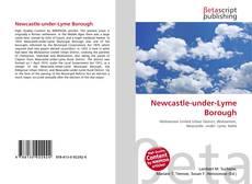 Portada del libro de Newcastle-under-Lyme Borough