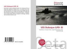 Обложка USS Dubuque (LPD- 8)