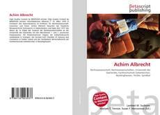 Borítókép a  Achim Albrecht - hoz