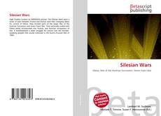 Bookcover of Silesian Wars