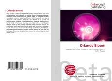 Portada del libro de Orlando Bloom