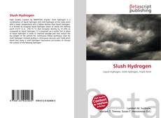 Bookcover of Slush Hydrogen
