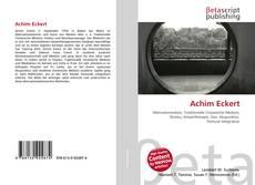 Обложка Achim Eckert