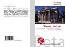 Buchcover von Thomas J. McKean