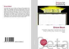 Bookcover of Orson Bean