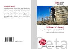 Couverture de William H. Emory