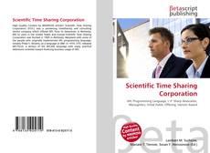 Scientific Time Sharing Corporation的封面