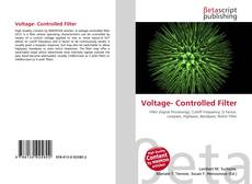 Couverture de Voltage- Controlled Filter