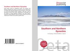 Bookcover of Southern and Northern Dynasties