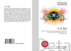 Bookcover of V. V. Giri