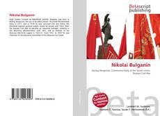 Bookcover of Nikolai Bulganin