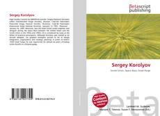 Bookcover of Sergey Korolyov