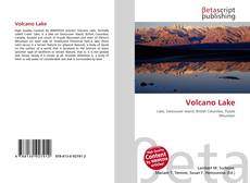 Bookcover of Volcano Lake