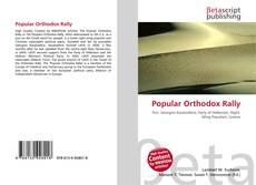 Popular Orthodox Rally kitap kapağı