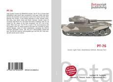 PT-76 kitap kapağı