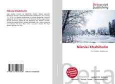 Bookcover of Nikolai Khabibulin