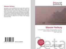 Bookcover of Sitaram Yechury