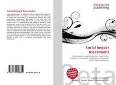 Social Impact Assessment kitap kapağı