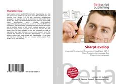 Bookcover of SharpDevelop