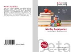 Bookcover of Nikolay Bogolyubov