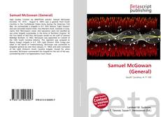 Bookcover of Samuel McGowan (General)