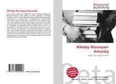 Bookcover of Nikolay Muravyov-Amursky
