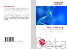 Achtfacher Weg kitap kapağı