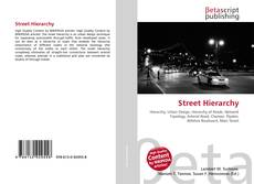 Bookcover of Street Hierarchy