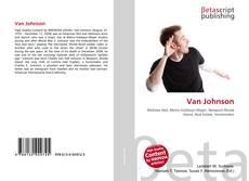 Bookcover of Van Johnson
