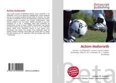 Achim Hollerieth的封面