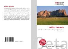 Buchcover von Veliko Tarnovo
