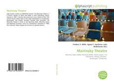 Mariinsky Theatre的封面