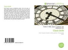 Bookcover of Clock Drift