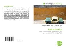 Buchcover von Kolkata Police