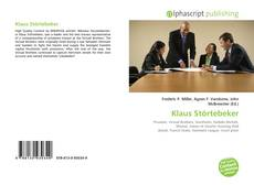 Bookcover of Klaus Störtebeker