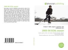 Capa do livro de 2005–06 ECHL season