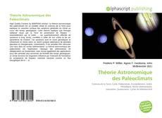 Обложка Théorie Astronomique des Paléoclimats