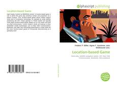 Buchcover von Location-based Game
