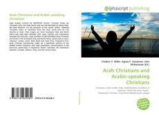 Portada del libro de Arab Christians and Arabic-speaking Christians