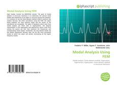Copertina di Modal Analysis Using FEM