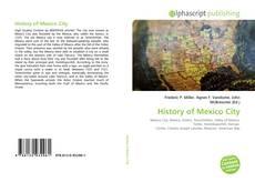 Обложка History of Mexico City