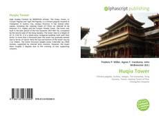 Huqiu Tower kitap kapağı