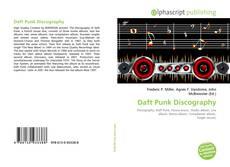 Buchcover von Daft Punk Discography