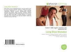 Portada del libro de Long Slow Distance