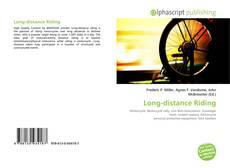 Portada del libro de Long-distance Riding