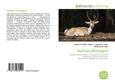 Bookcover of Habitat (Écologie)