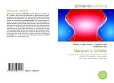 Borítókép a  Margaret J. Winkler - hoz