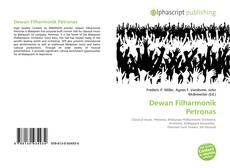 Dewan Filharmonik Petronas的封面