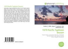 Bookcover of 1979 Pacific Typhoon Season